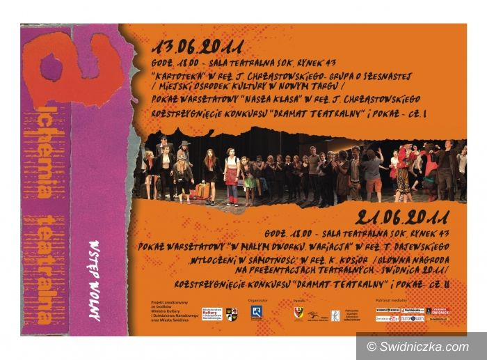 Świdnica: Młodzi, zdolni znów na scenie