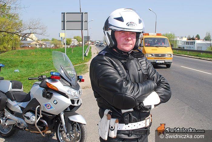 Świdnica: W obronie pieszych – policyjna akcja trwa