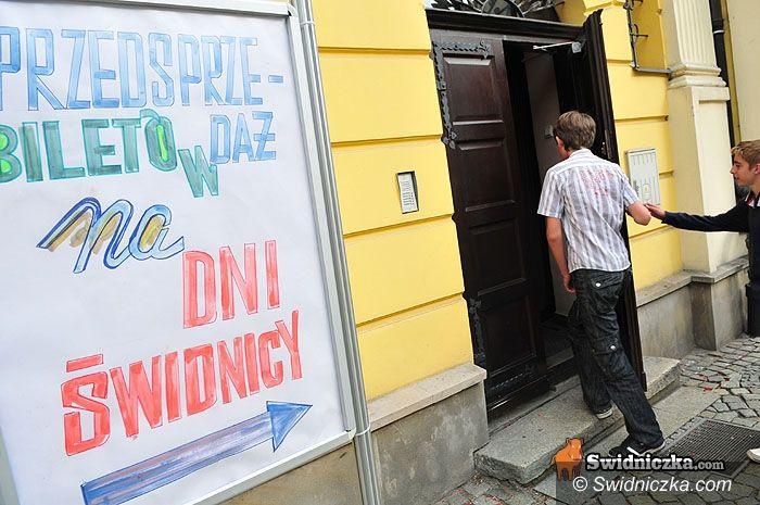 Świdnica: Przedsprzedaż biletów na Dni Świdnicy tylko do piątku
