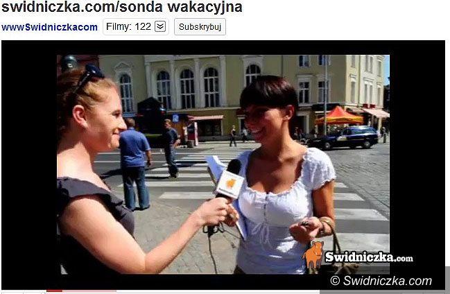 Świdnica: Czas na wakacyjne wojaże