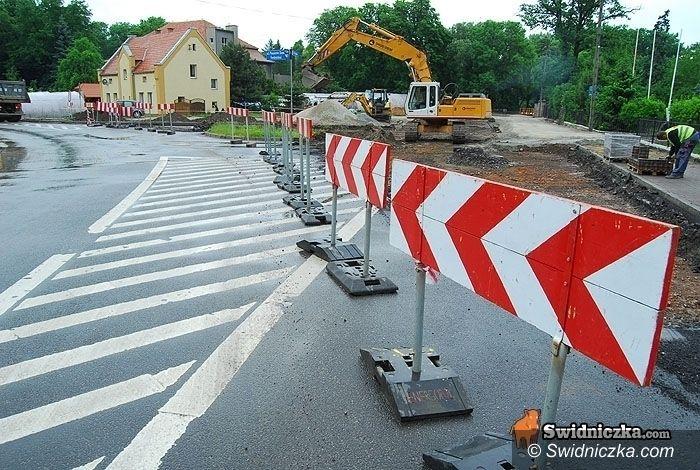 Świdnica: Dotacja dla Świdnicy na ul. Śląską