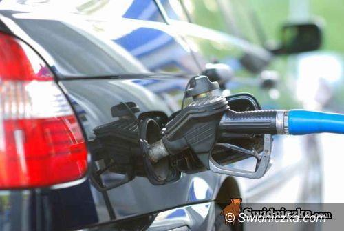 Mysłaków: Ukradł 1100 litrów paliwa