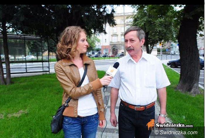 Świdnica: Spacerkiem po Świdnicy z Piotrem Mielnikiem