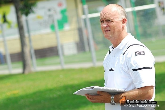 Świdnica: PILNE: Dymisja trenera Polonii Świdnica!