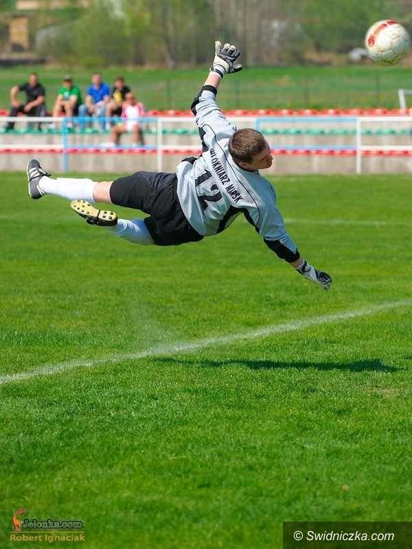 IV-liga piłkarska: Druga porażka AKS–u, podsumowanie IV–ligi