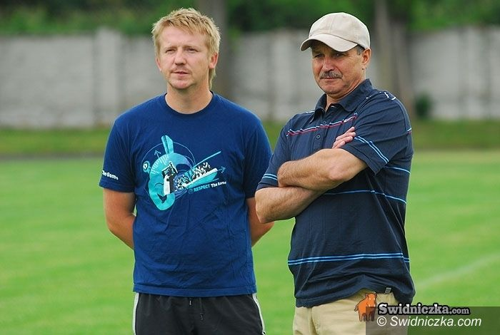 Świdnica: Przemysław Malczyk: Trzeba odbudować morale drużyny