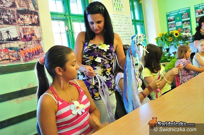 Świdnica: W świecie słoneczników, róż i stokrotek, czyli floryści dzieciom