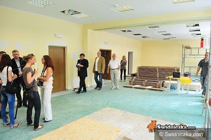 Świdnica: Centrum dla organizacji pozarządowych gotowe i wysoko ocenione
