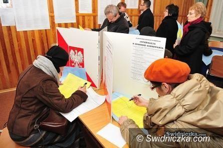Świdnica: O czym wyborca powinien wiedzieć