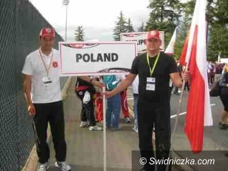 Nowy Jork: Marek Leśnicki wraca z Nowego Jorku z trzema medalami!