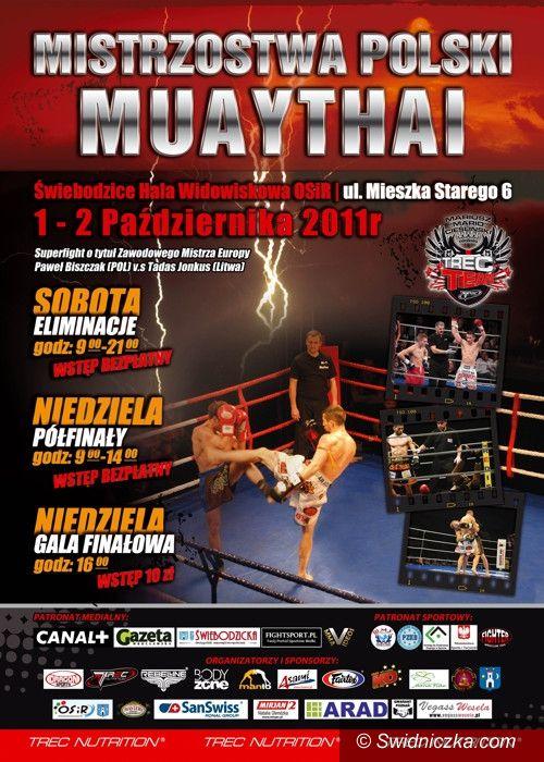 Świebodzice: Świebodzice stolicą polskiego Muaythai