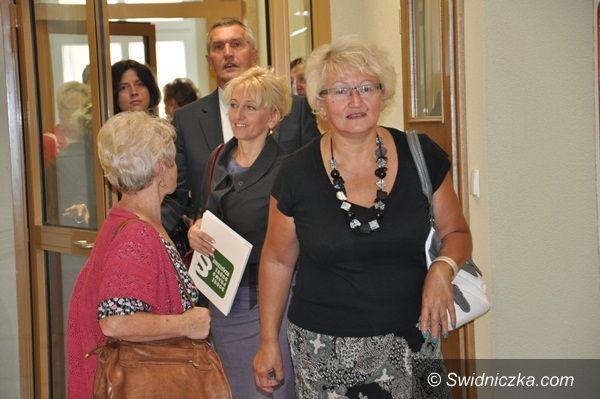 Świdnica: Serce dla organizacji w centrum miasta