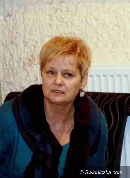 Wałbrzych: Danuta Marosz – kandydatka SLD do Sejmu RP