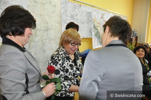 Gmina Świdnica: Gmina Świdnica wyróżniła nauczycieli