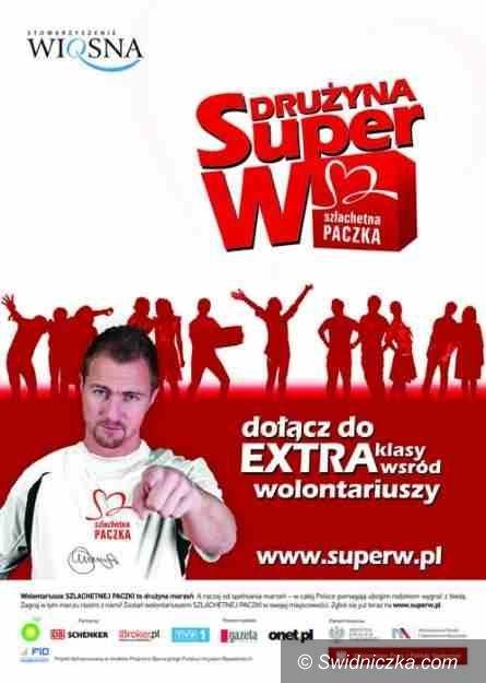 Polska: Przyłącz się do Szlachetnej Paczki