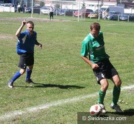 REGION: IV liga piłkarska: Remis AKS–u w Zgorzelcu