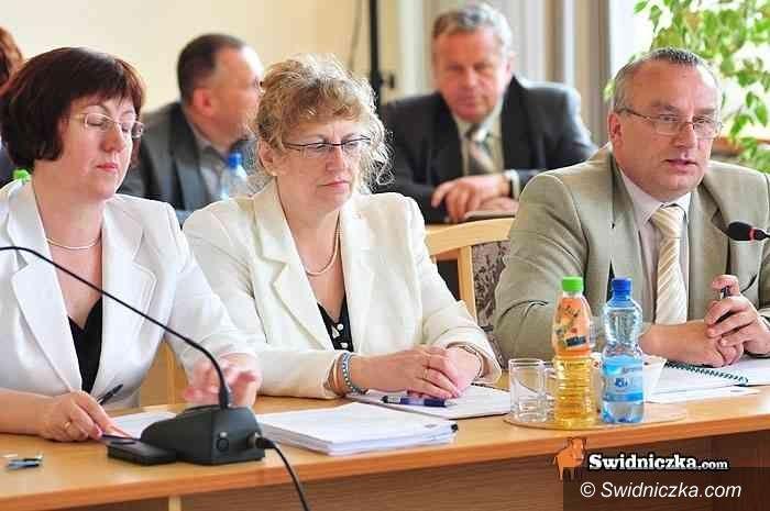 Gmina Świdnica: Gminni radni będą obradować