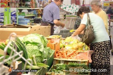 Świdnica: Świąteczna zbiórka żywności