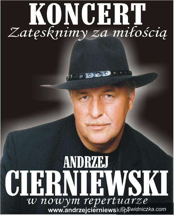 Wałbrzych: Andrzej Cierniewski w Wałbrzychu już 12 listopada !!!
