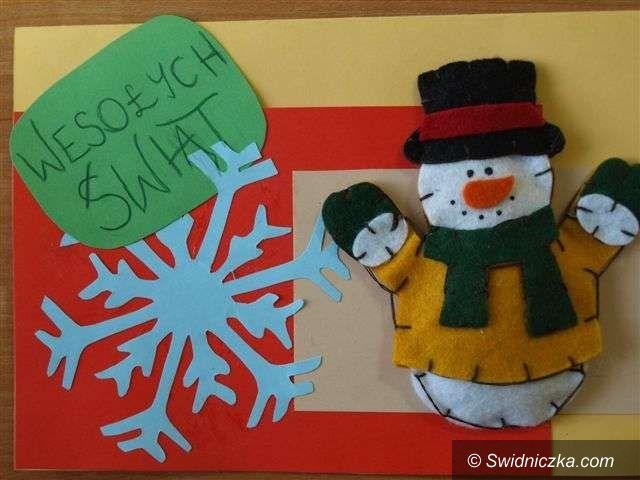 Świebodzice: Wybrano kartkę  świąteczną. Jedną z nich dostanie Benedykt XVI