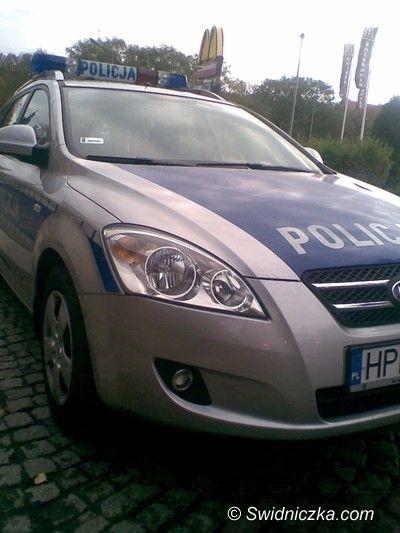 Świdnica: Pijany kierowca usłyszał zarzuty