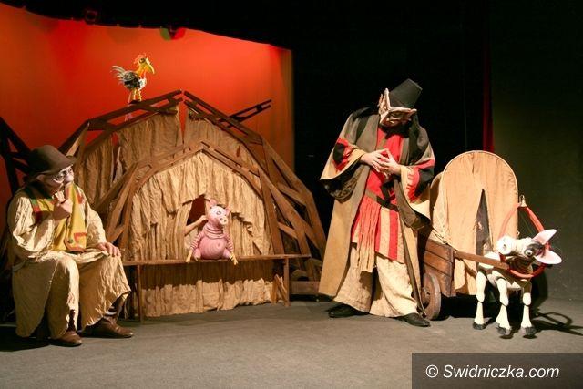 Wałbrzych: Rodzinnie w Teatrze Lalki i Aktora w Wałbrzychu