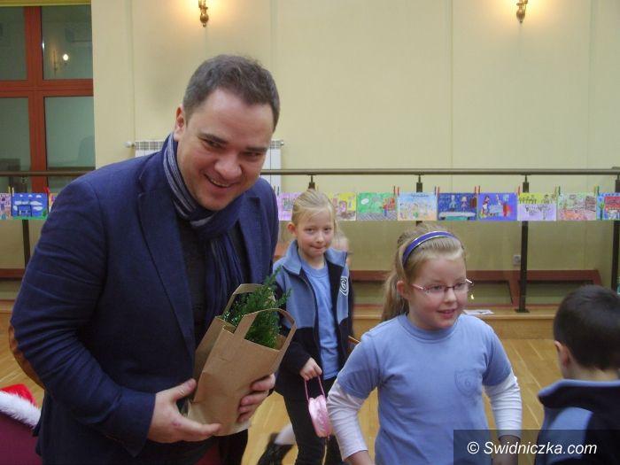 Świdnica: Spotkanie z pisarzem dla dzieci w Miejskiej Bibliotece Publicznej