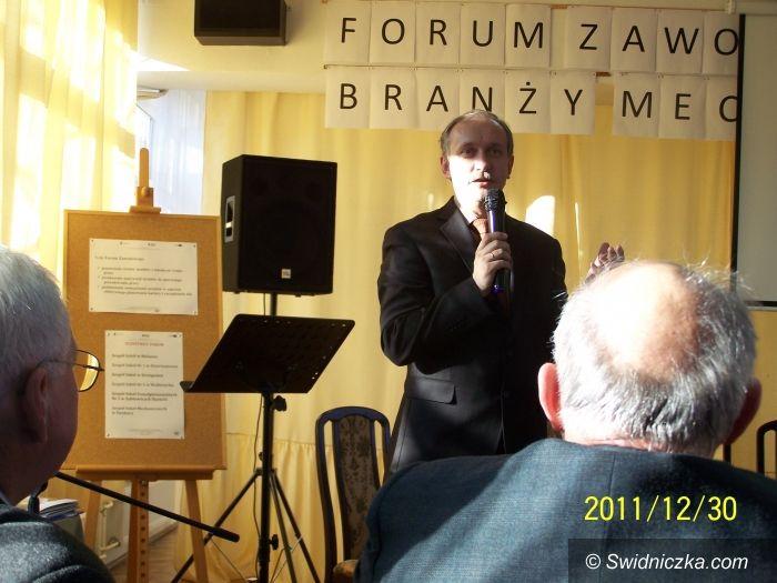 Świdnica: Forum zawodowe w