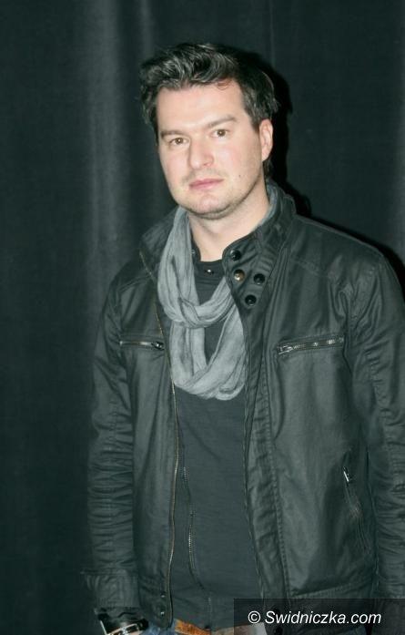 Wałbrzych: Daniel Wieleba– Postawiłem na teatr