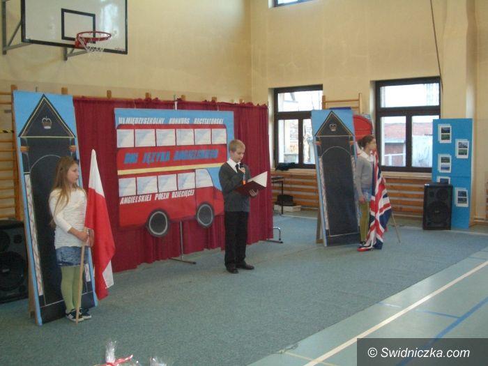 Świdnica: Dni języka angielskiego w szkole podstawowej 105