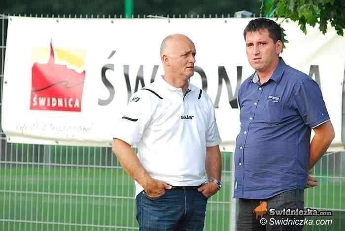 Świdnica: Zmiany w piłkarskiej Polonii