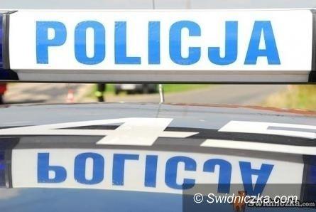 Świdnica/Region: Śmiertelny wypadek na łączniku