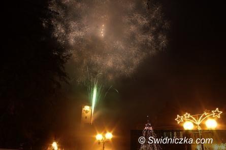 Świdnica: Szczęśliwego Nowego Roku życzy Świdniczka.com
