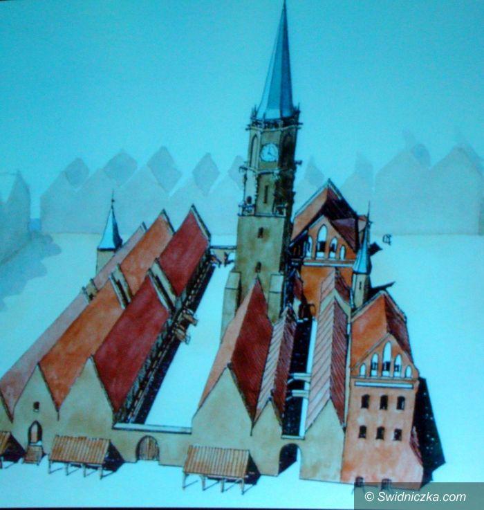 Świdnica: O świdnickim ratuszu dyskutowano w teatrze miejskim