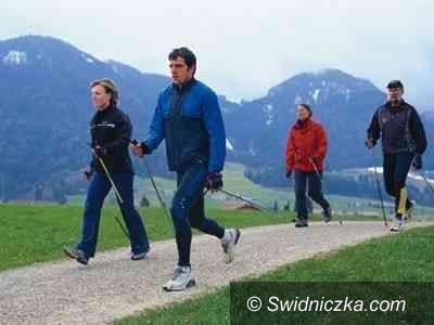 Świdnica: Nordic Walking z OSiR–em