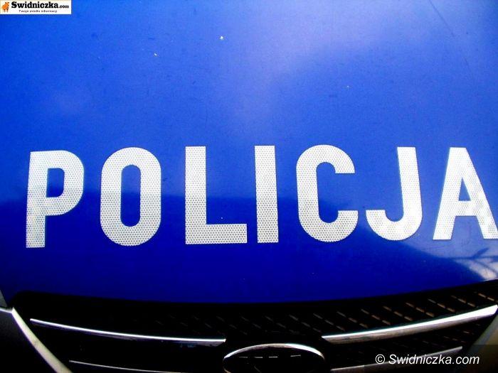"""Świdnica: """"Pieszy Kontra Pojazd""""– akcja policji"""