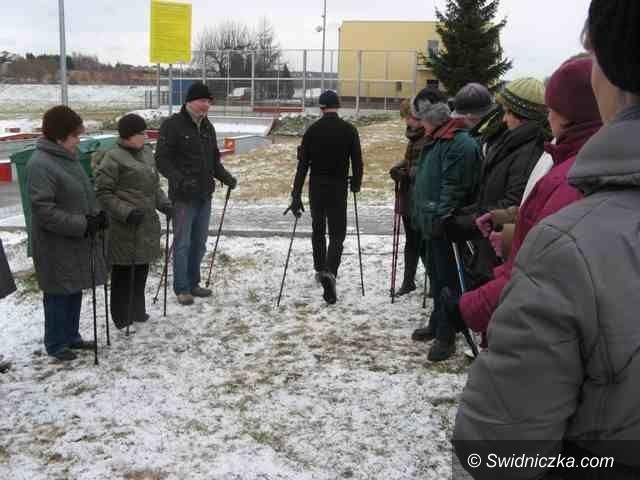 Świdnica: Nordic Walking z OSiR–em – druga odsłona