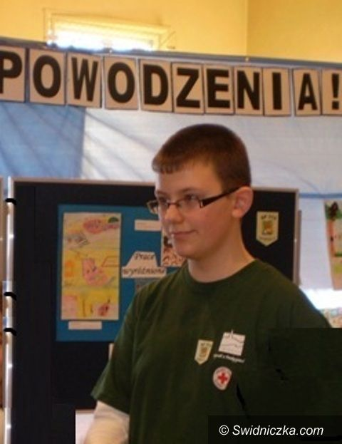 Świdnica: Michał Spisak – dumą SP 315