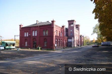 Świebodzice: Dworzec w Świebodzicach odzyska dawny blask