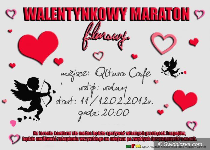Żarów: Walentynkowy Maraton Filmowy i Festyn