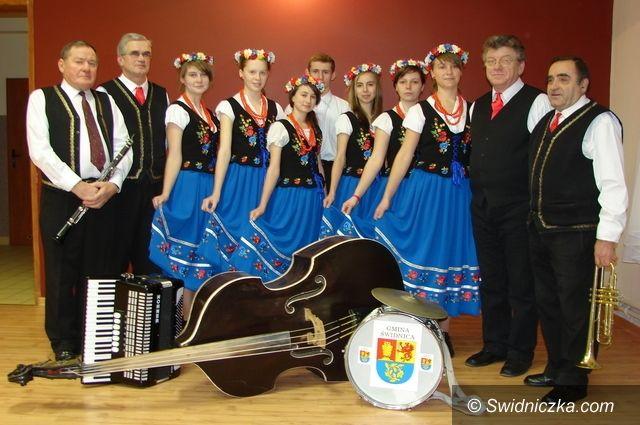Gmina Świdnica: Gratka dla fanów muzyki ludowej