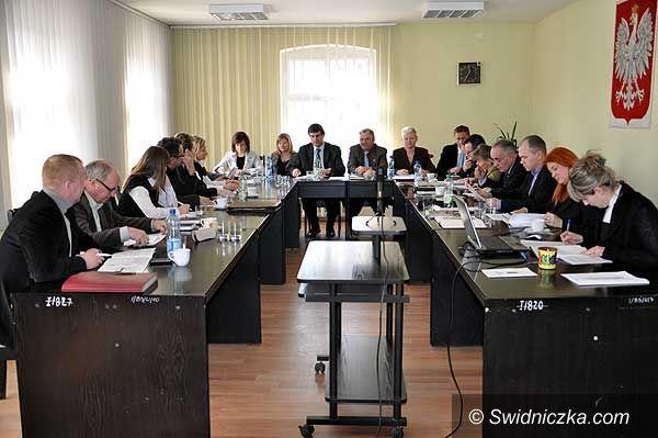 Żarów: Żarów spłaci powiatowi świdnickiemu obwodnicę