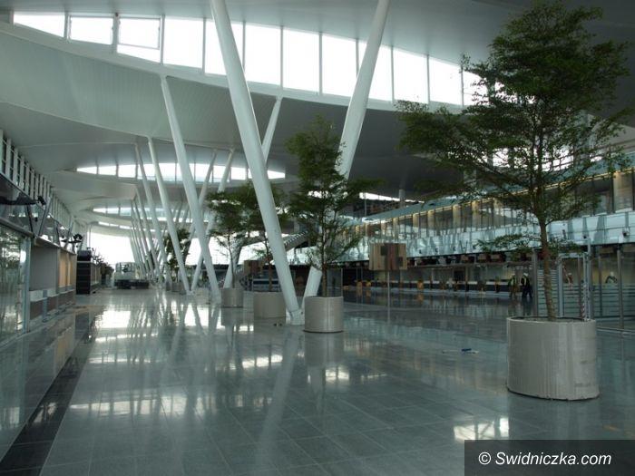 Wrocław: Nowy terminal lotniczy we Wrocławiu–więcej tanich lotów