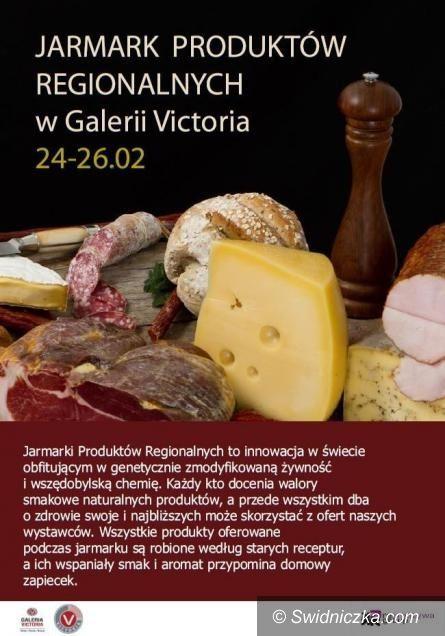 Wałbrzych: Galeria Victoria zaprasza na Jarmark Produktów Regionalnych