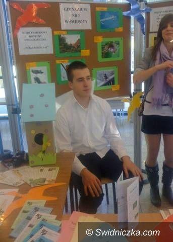 Świdnica: Ekologicznie w Gimnazjum Nr 3 w Świdnicy
