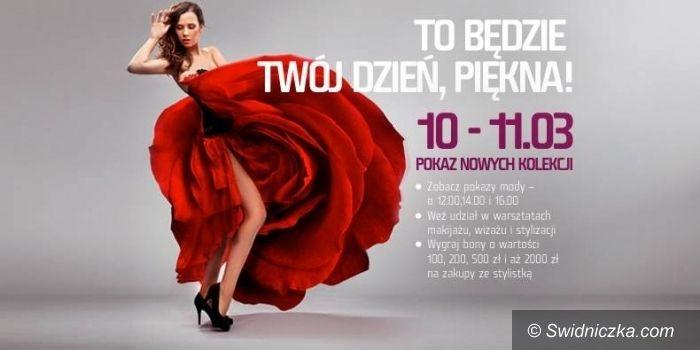 Wałbrzych: Czas na modę – pokaz mody wiosennej w Galerii Victoria !!!!