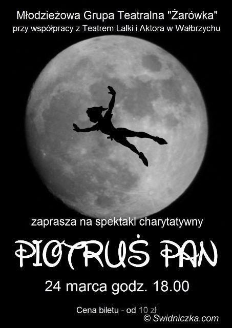 Wałbrzych: Charytatywnie w Teatrze Lalki i Aktora w Wałbrzychu