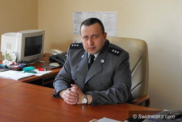 Strzegom: Pokonać strach– Komisarz Andrzej Dobies o reakcji społeczeństwa na akty dewastacji