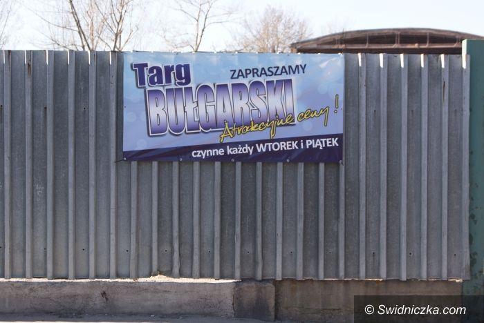 Świdnica: Bułgarski targ w Świdnicy