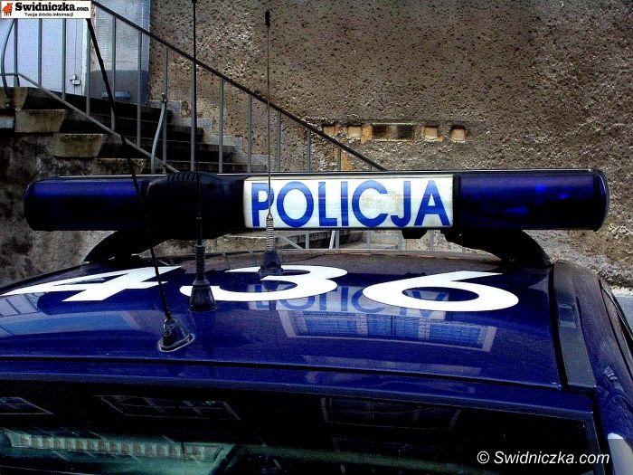 Region: Weekend w liczbach policji
